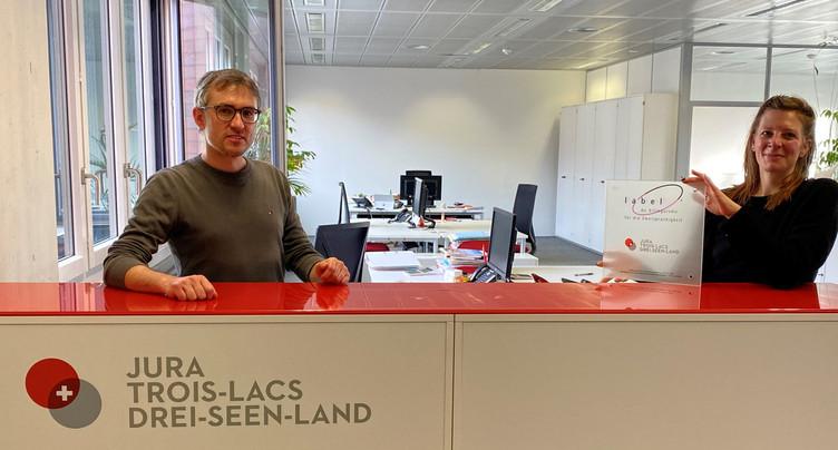 L'association Jura & Trois-Lacs distinguée pour son bilinguisme