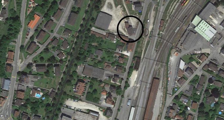 Le quartier de la gare se développe à Porrentruy