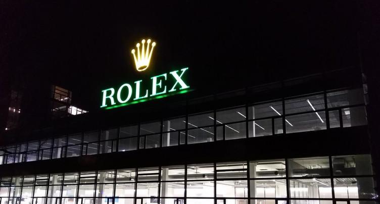 Rolex quitte Le Locle