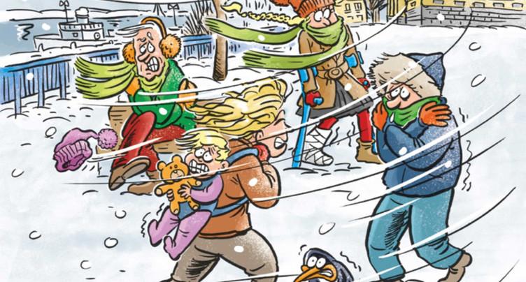 La Ville de Neuchâtel lance son plan «Grand froid»