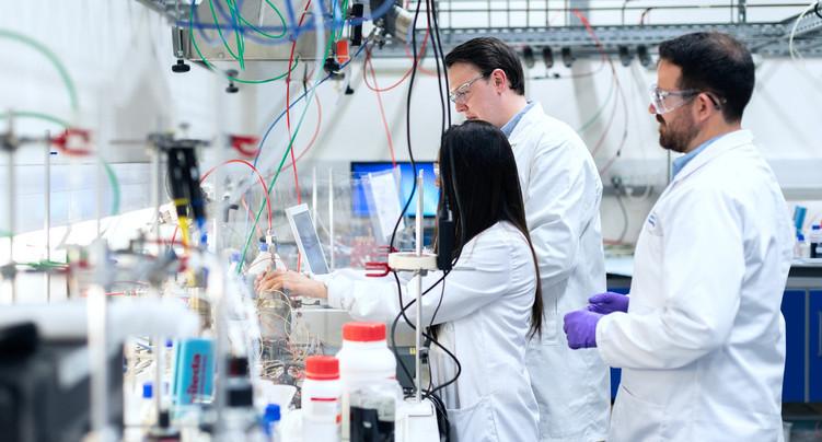 Une nouvelle formation CFC dans la biopharmacie