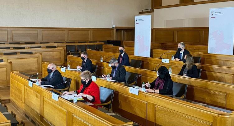 Le Conseil-exécutif garde le cap malgré la crise