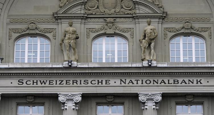 Les PLR romands demandent 4 milliards de plus à la BNS