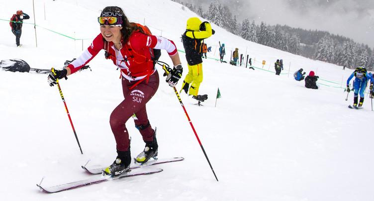 Marianne Fatton décroche la couronne mondiale en sprint