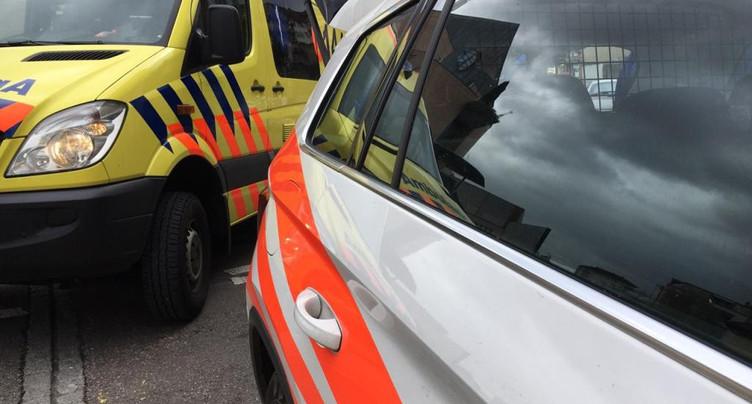 Coups de feu à Delémont : deux personnes appréhendées