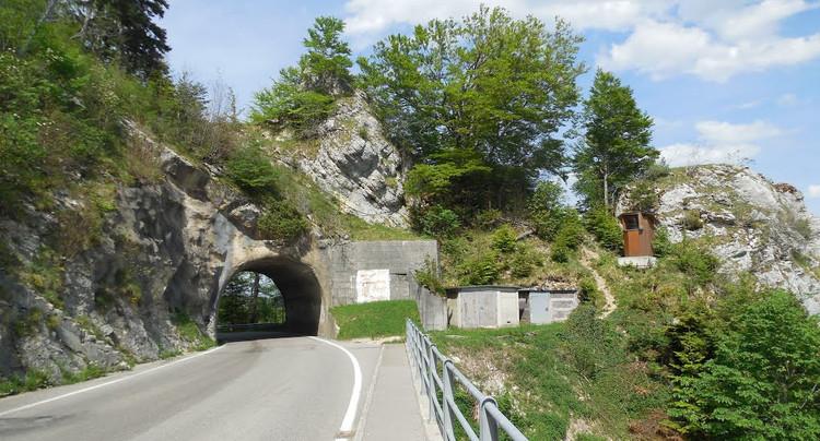 Le tunnel de la Roche temporairement fermé