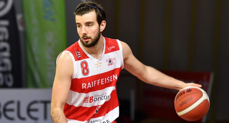 Juraj Kozic prolonge au BC Boncourt