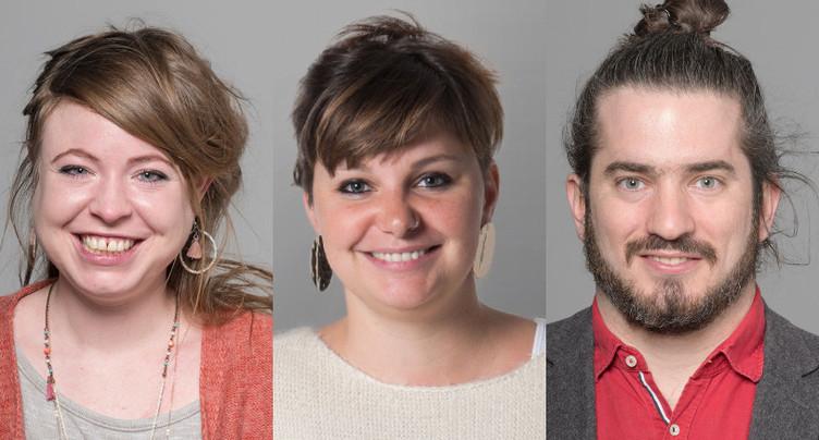 SolidaritéS : trois candidats visent le gouvernement