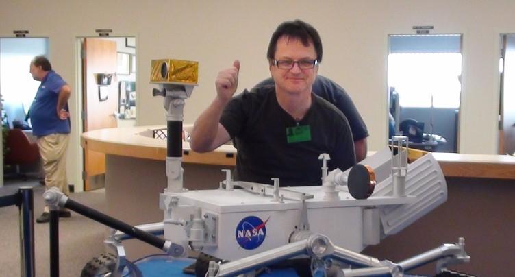Mission réussie sur Mars