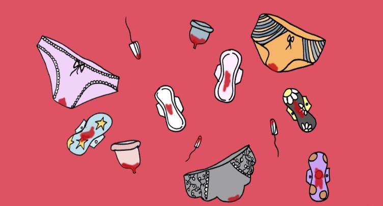 Des culottes menstruelles pour les ados
