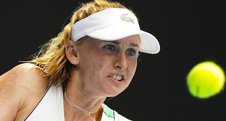 Jil Teichmann écarte Kristina Mladenovic