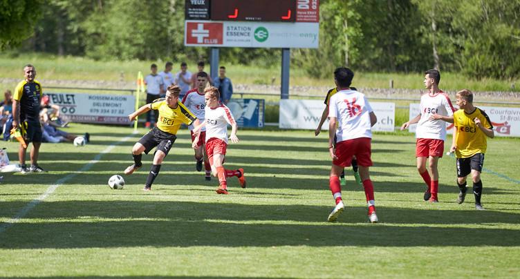 Le foot amateur reprend espoir