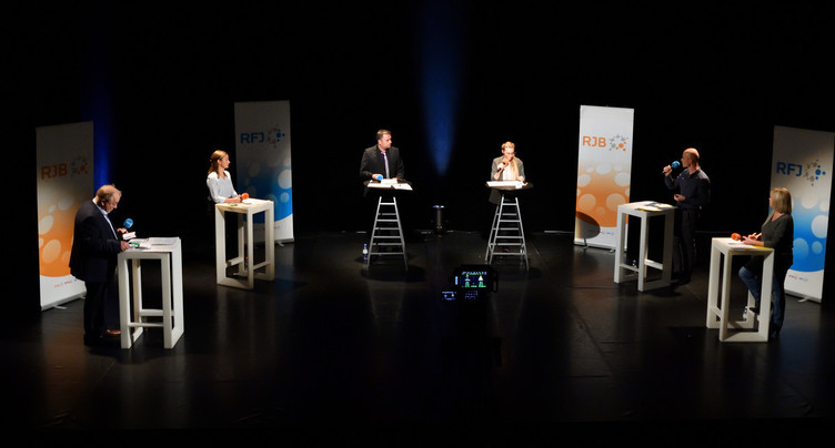 Avenir de Moutier : le débat en direct