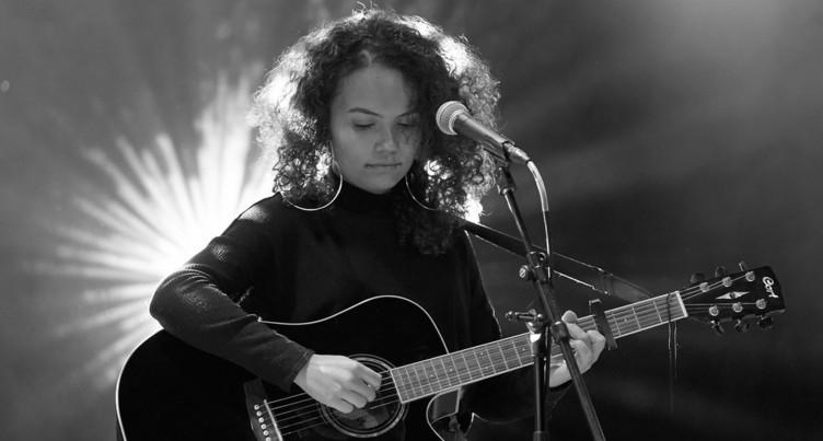 Caroline Alves sacrée aux Swiss Music Awards