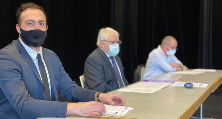 Vote de Moutier : appel au « oui » des autorités
