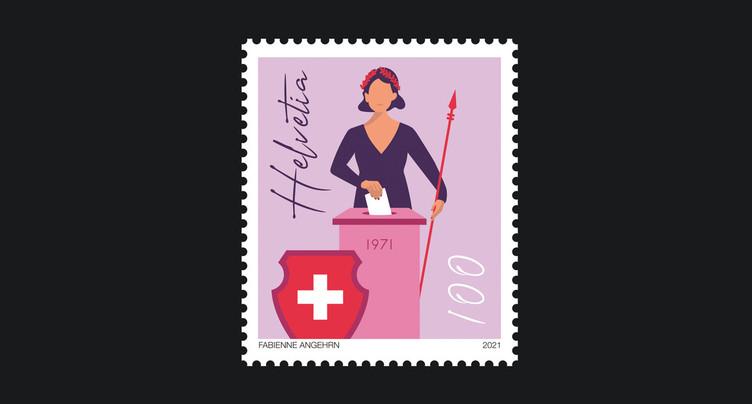 Des timbres empreints de commémoration