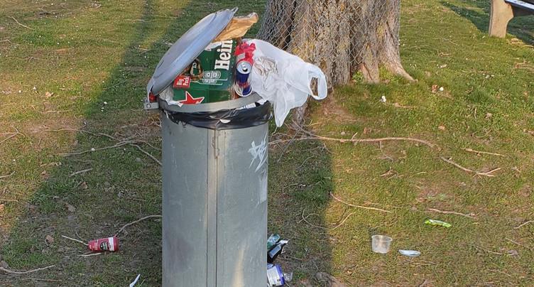 Les déchets sauvages font encore parler à Milvignes