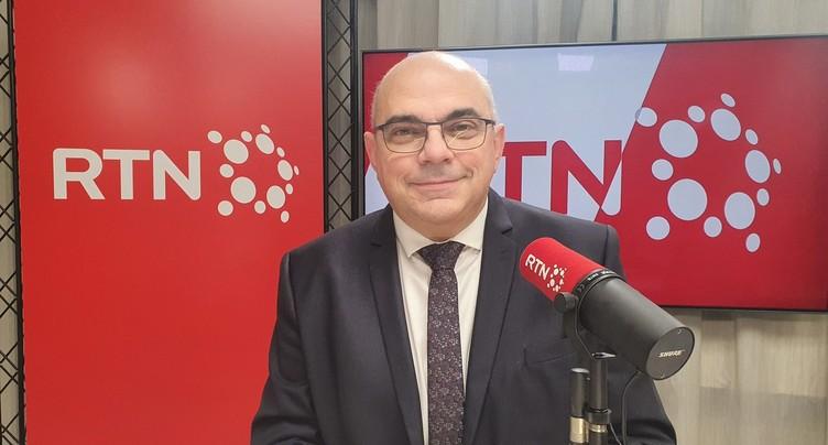 Nouveau président pour l'UDC Neuchâtel