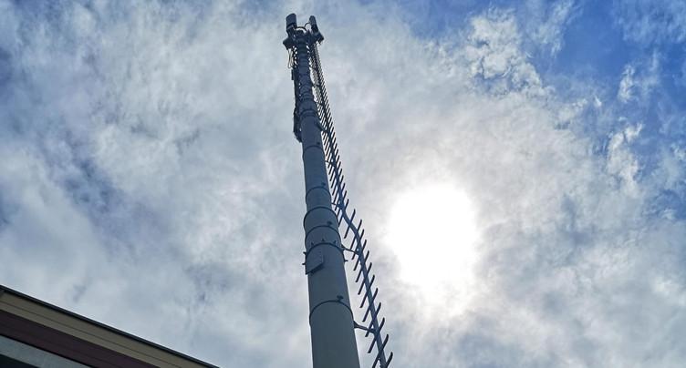 Le Parlement ne veut pas d'une nouvelle intervention sur la 5G à Berne