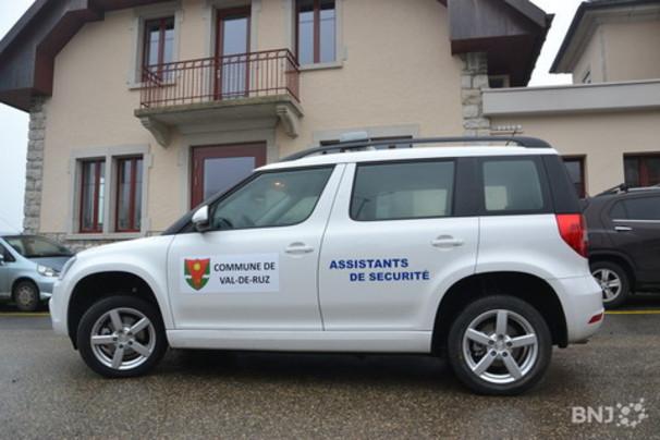 Val-de-Ruz a choisi Neuchâtel pour assurer sa sécurité