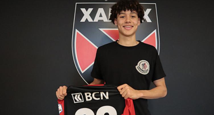 Franck Surdez signe à Xamax