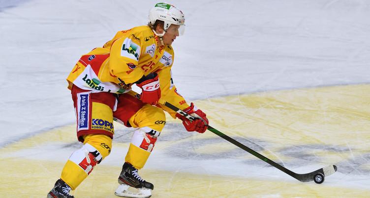 Le HC Bienne devra passer par les pré-play-off