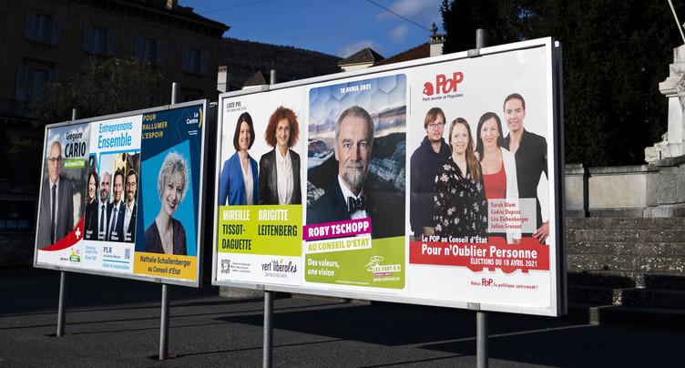 Les Vert'libéraux renoncent au second tour