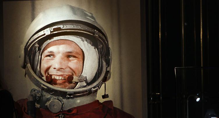 Quand Gagarine ouvrait la voie de l'espace