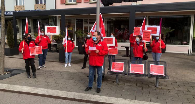 Ex-confiserie Werth : « personnel roulé dans la farine » selon Unia