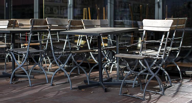 Trois faillites de restaurants liées à la pandémie dans le Jura