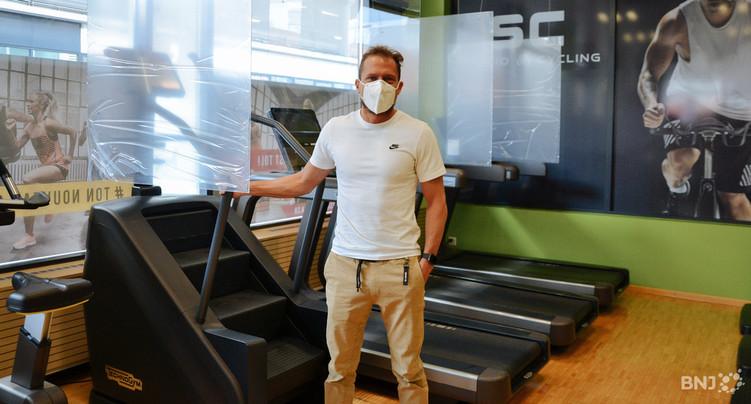« Nous croulons sous les appels : les gens ont hâte de reprendre le sport en salle »