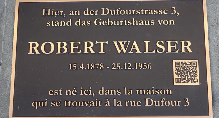 Robert Walser avait une fausse adresse