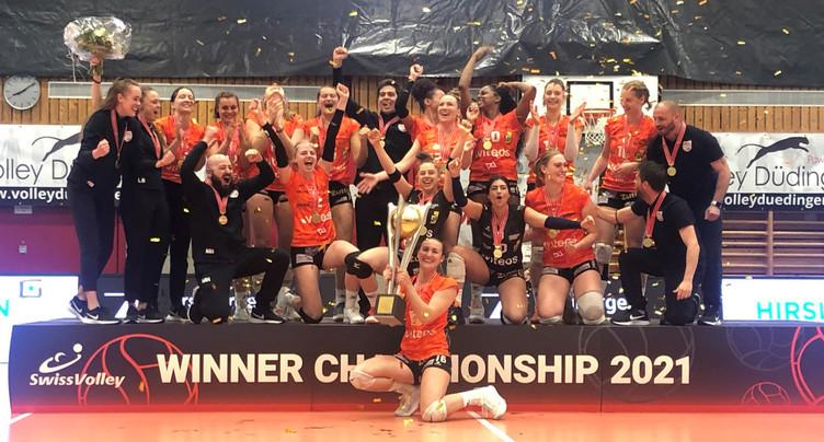 Championnes !
