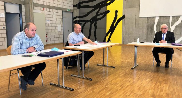 Le Conseil municipal de Moutier monte au créneau pour le budget 2021