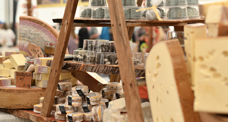 Les inscriptions au Concours suisse des produits du terroir sont ouvertes