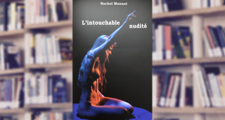 Deux livres et une maison d'éditions pour Rachel Monnat