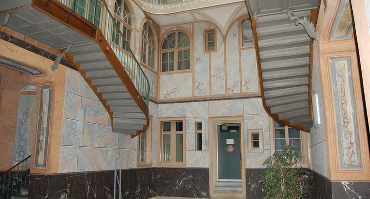 Une maison du terroir à La Chaux-de-Fonds