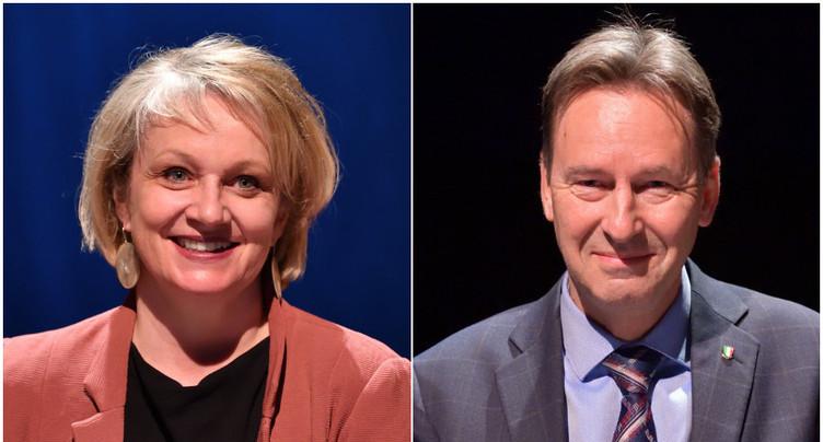 Florence Nater et Alain Ribaux : le face-à-face