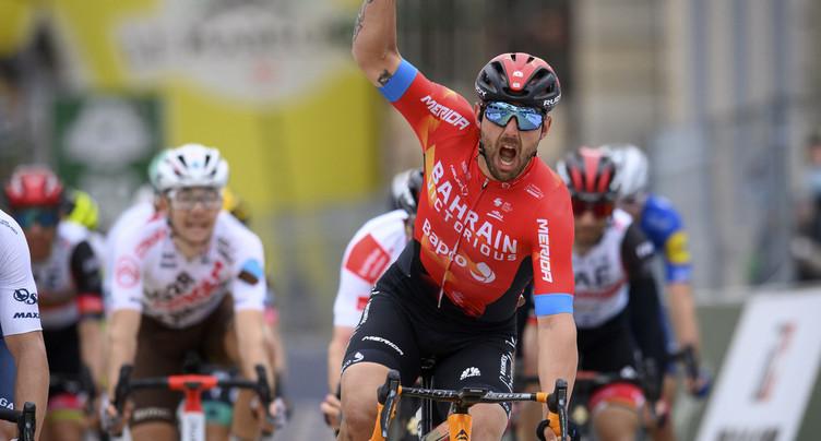 Tour de Romandie: revanche de Sonny Colbrelli