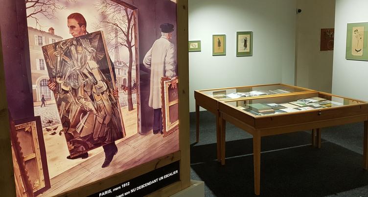 Marcel Duchamp, un père de l'art moderne dans le Jura