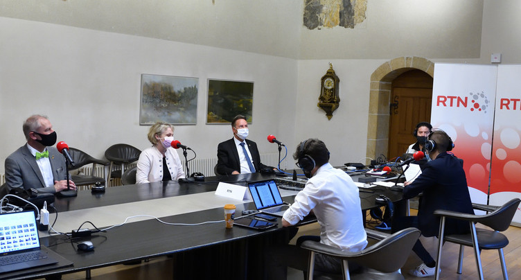 Conseil d'Etat : les tables rondes du deuxième tour