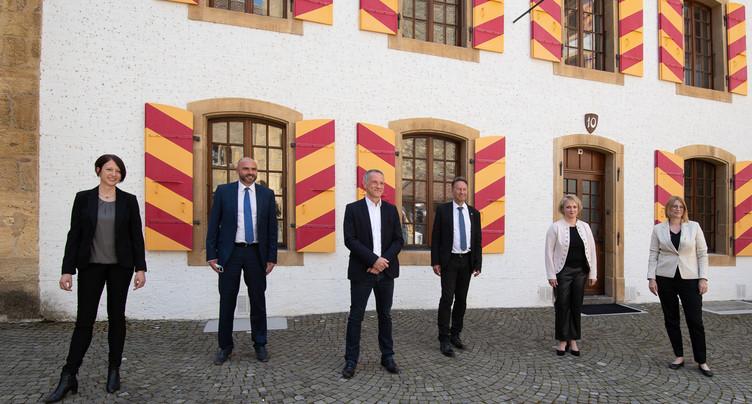 Election au Conseil d'Etat neuchâtelois: 2e tour