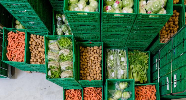 Près de 97 tonnes d'aliments pour la section prévôtoise de « Table couvre-toi »