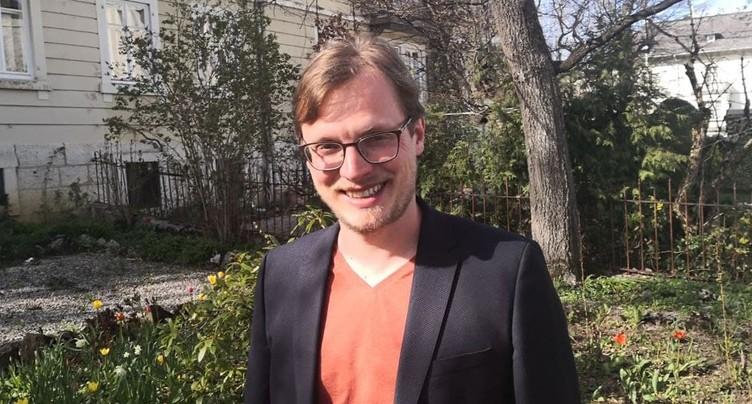 Julien Gressot est le nouveau président du POP neuchâtelois