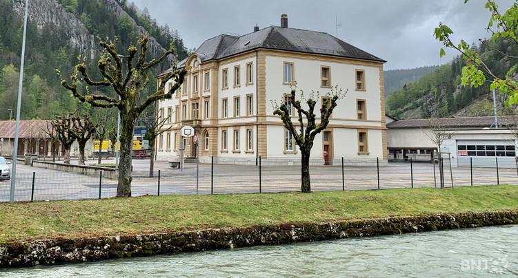 Fermeture d'une école à Val-de-Travers