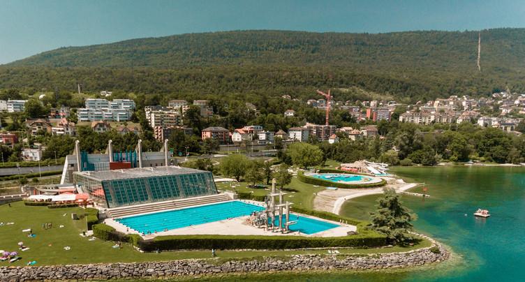 Réouverture progressive des piscines à ciel ouvert neuchâteloises