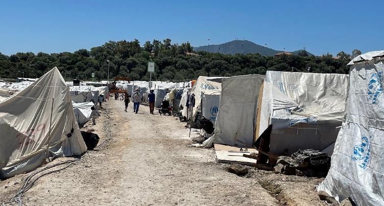 Pierre-Alain Fridez « le cœur très lourd » à Lesbos