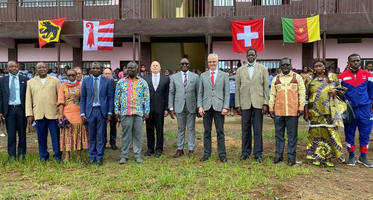 Jura, Berne et Cameroun partenaires pour l'agriculture