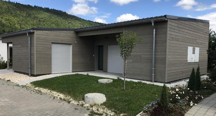 Des bungalows comme des maisons