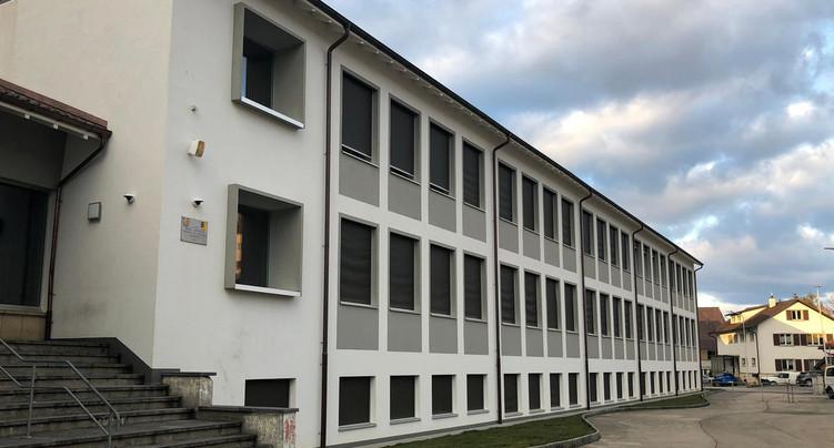 L'école primaire de Bassecourt sera agrandie